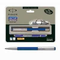 Parker Vector Metallix Roller Ball pen with Multi-Utility Knife