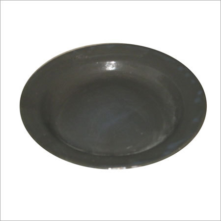 Vitreous Enameled Soup Plate