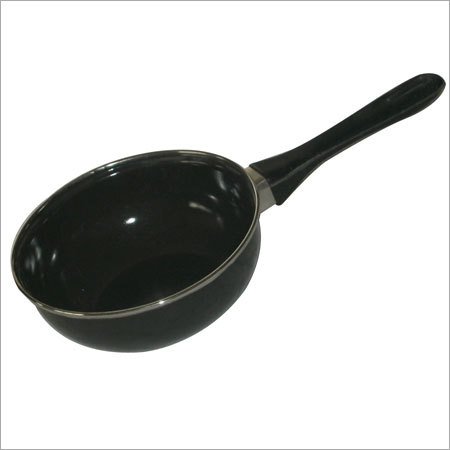 Vitreous Enameled Frying Pan
