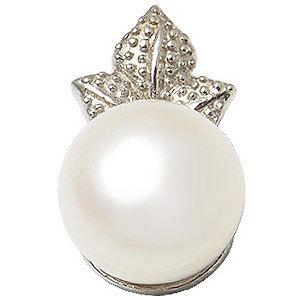Pearl Sterling Silver Pendants