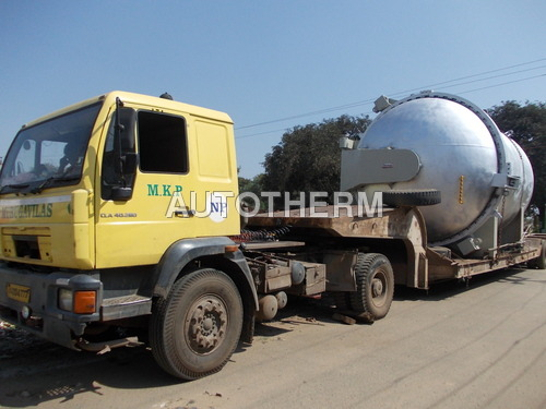 Aerated Concrete Autoclave