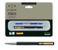 Parker Vector Matte Black Roller Ball Pen (GT)