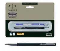 Parker Vector Matte Black Roller Ball Pen (CT)