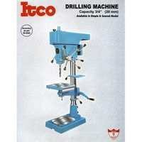 ITCO Pillar Drilling Machine 20 mm