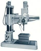 ITCO Radial Drilling Machine