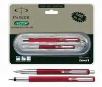 Parker Vector Standard Set (Fountain Pen+Ball Pen)