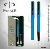 Parker Beta Standard Calligraphy FP Pen (Blue)