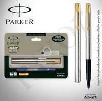 Parker Jotter Stainless Steel GT Roller Ball Pen