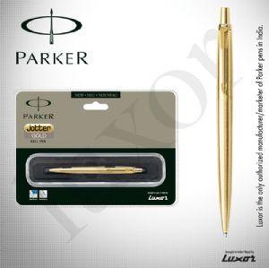 Parker Jotter Gold GT Ball Pen