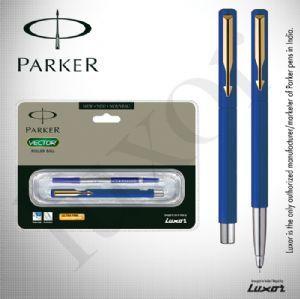 Parker Vector Standard GT Roller Ball Pen (Blue)