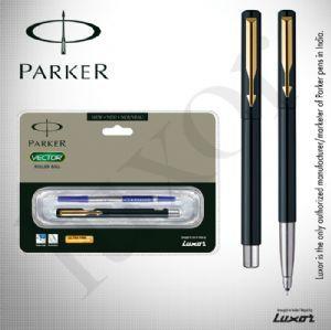 Parker Vector Standard GT Roller Ball Pen (Black)