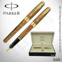 Parker Sonnet Chinese Laque Ambre RB Pen@50%off