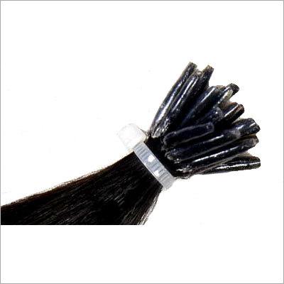 Shoelace Tip Hair