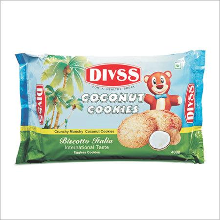 Cookies Coconut 400g