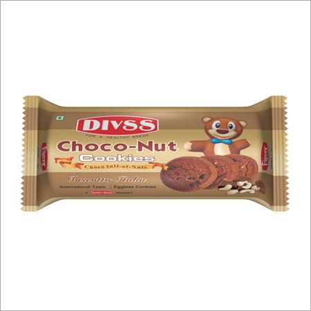 Choconut Cookies