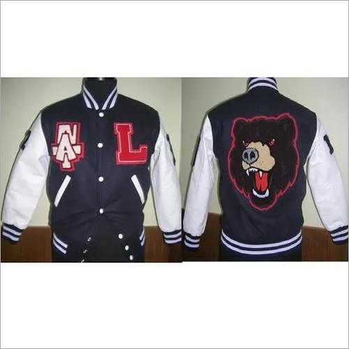 Custom Letterm Jacket
