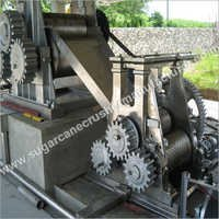 Stainless Steel Sugarcane Crusher