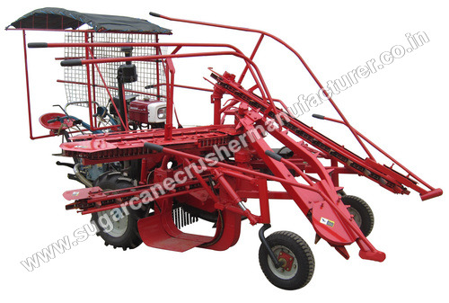 Mini Sugarcane Harvester