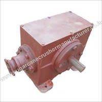 Cristalizer Gear Box