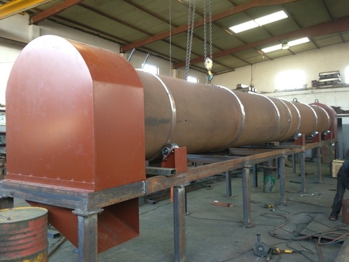 Sugarcane Bagasse Dryer