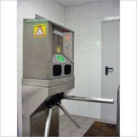 Hand Disinfection Turnstile