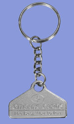 Embossed Key Rings