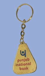 Gold Plated Key Chains