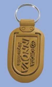 Plastic Key Rings