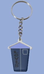 Cut Out Keychains