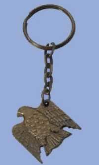 Cut Out Key Chain