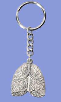 Cutout Key Chains