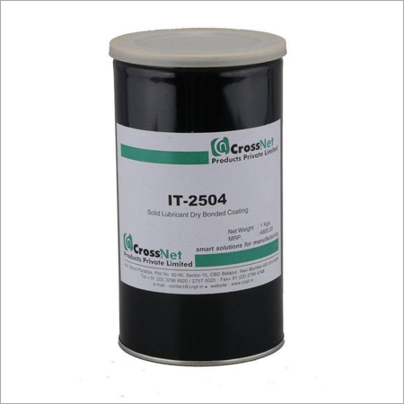Dry Bonded Lubricant Coating