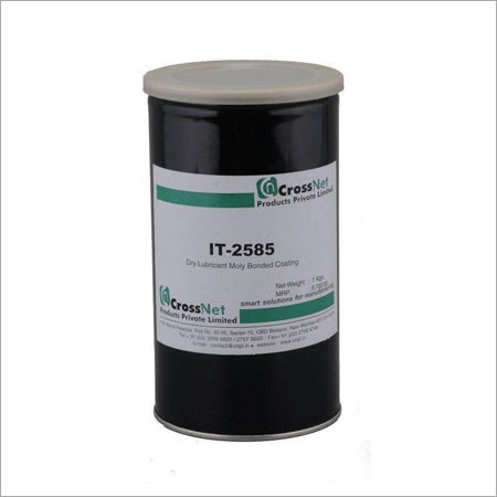 Dry Lubricant Moly Bonded Coating