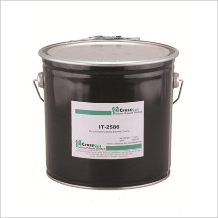 Dry Lubricant Graphite Bonded Coating