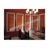 Pure Wooden Blinds