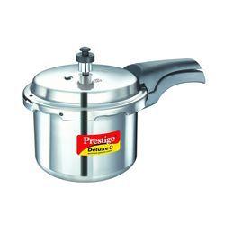 Deluxe Plus Aluminium Pressure Cooker 3 Lt