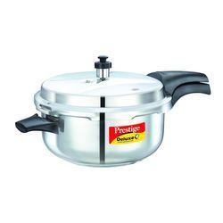 Deluxe Plus Stainless Steel Deep Pressure Pan with Lid