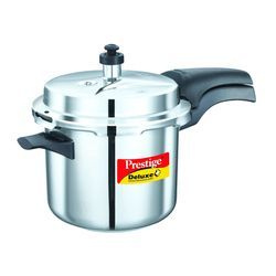 Deluxe Plus Stainless Steel Pressure Cooker 3.5 Lt