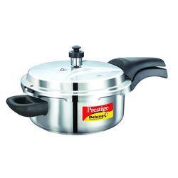 Deluxe Plus Stainless Steel Pressure Cooker 3 Lt