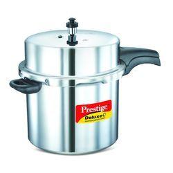 Deluxe Plus Aluminium Pressure Cooker 12 Lt