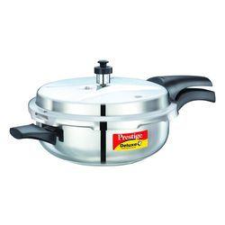 Deluxe Plus Stainless Steel Senior Pressure Pan with Lid
