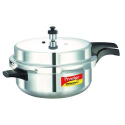 Deluxe Plus Aluminium Senior Pressure Pan with Lid