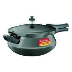 Deluxe Hard- Anodized Pressure Handi- Junior