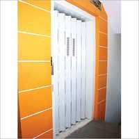 Manual Sliding Door