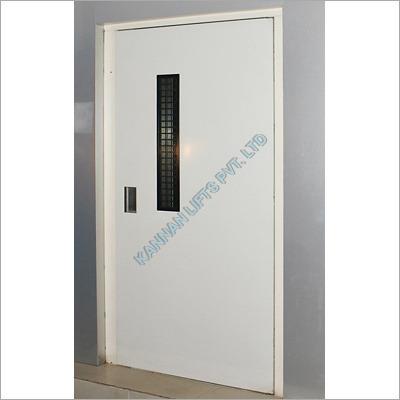 Manual Swing Door