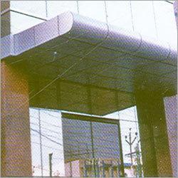 Main Entrance Canopy