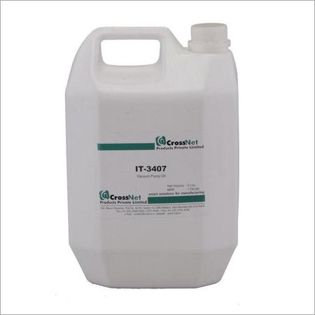 Mineral Oil based Vacuum Pump Fluids