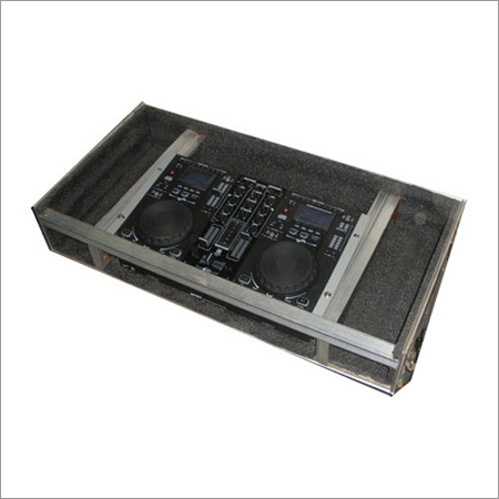 DJ Mixer Flight Cases