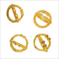 Fashionable Gold Bangles
