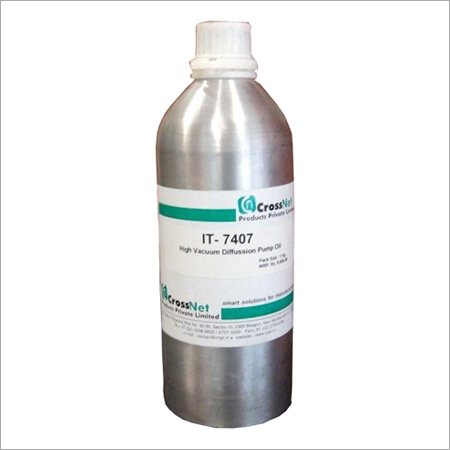 Ultra High Vacuum Diffusion Pump Oil